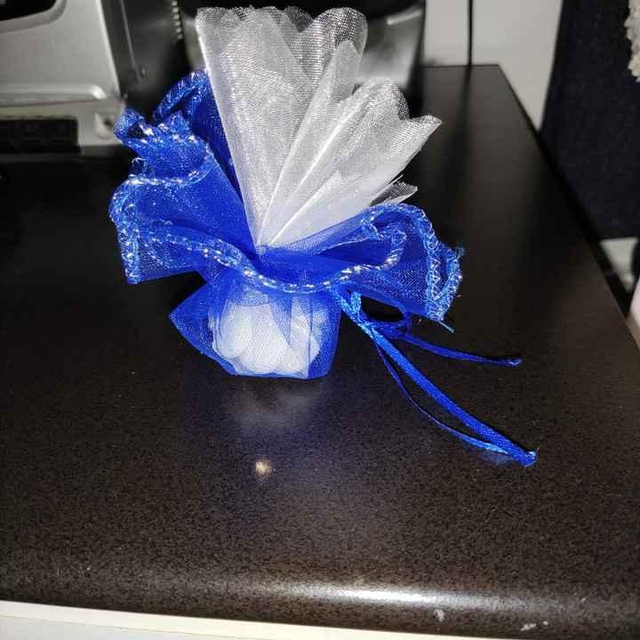 Aiuto sacchettini confetti 😁 - 3