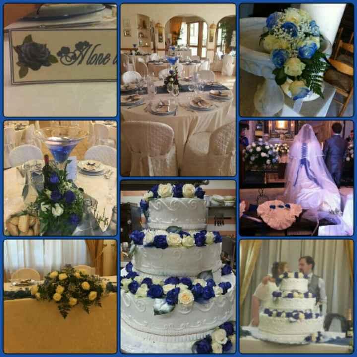 Matrimoni in blu. chi? - 1