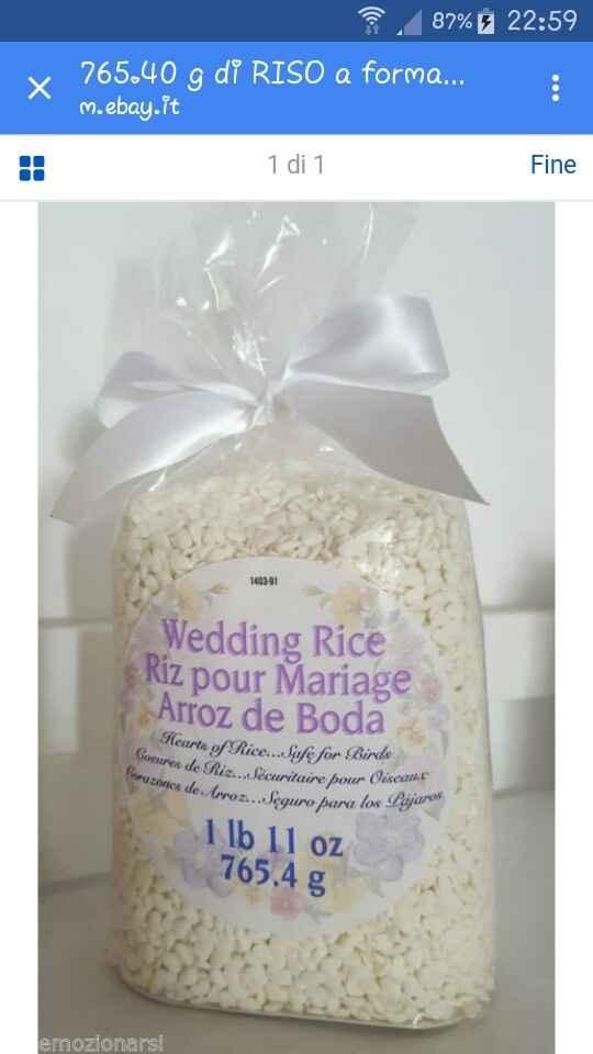 Solo io odio il riso???! - 1