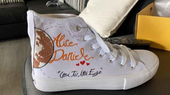 Le mie scarpe da sposa saranno... - 2