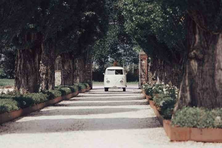 Matrimonio tema viaggio - 1