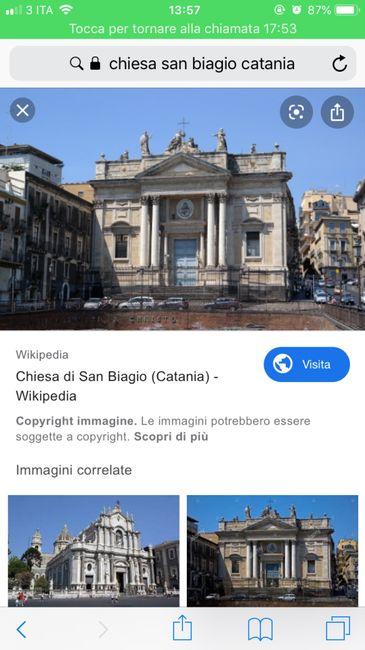 Sposi che celebreranno le nozze il 23 Luglio 2020 - Catania 1