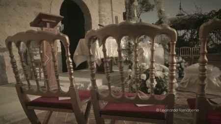 Matrimonio religioso all'aperto - 1