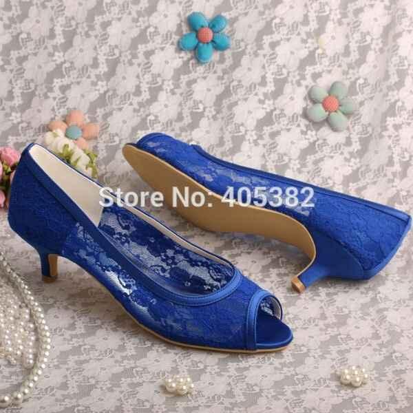 Cambio scarpe - 1