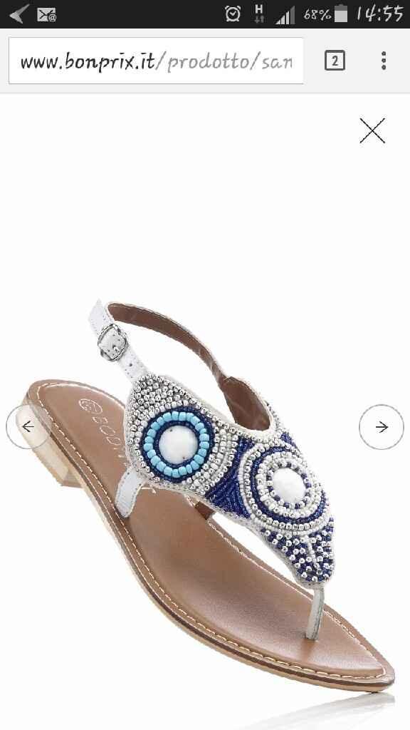 Cambio scarpe - 2
