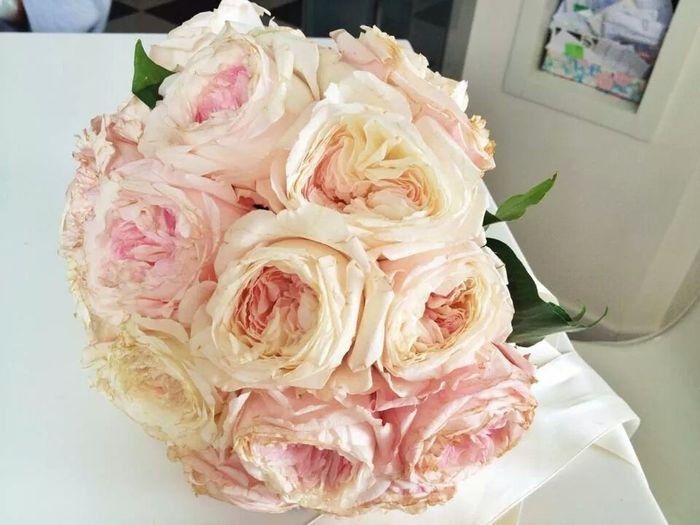 I vostri bouquet sposa fotine sicilia forum for Rose inglesi