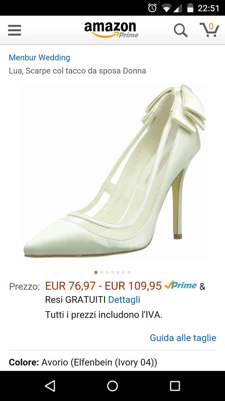 Quali scarpe? - 1