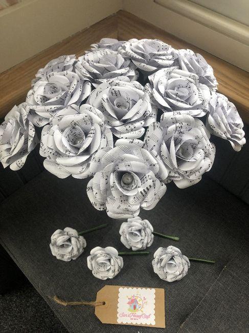 """Bouquet alternativo """"iorestoacasa"""" - 1"""