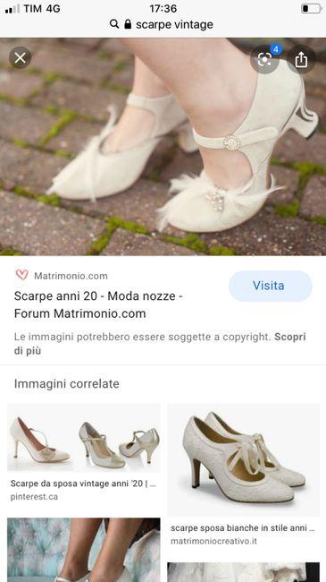 Scarpe vintage 1