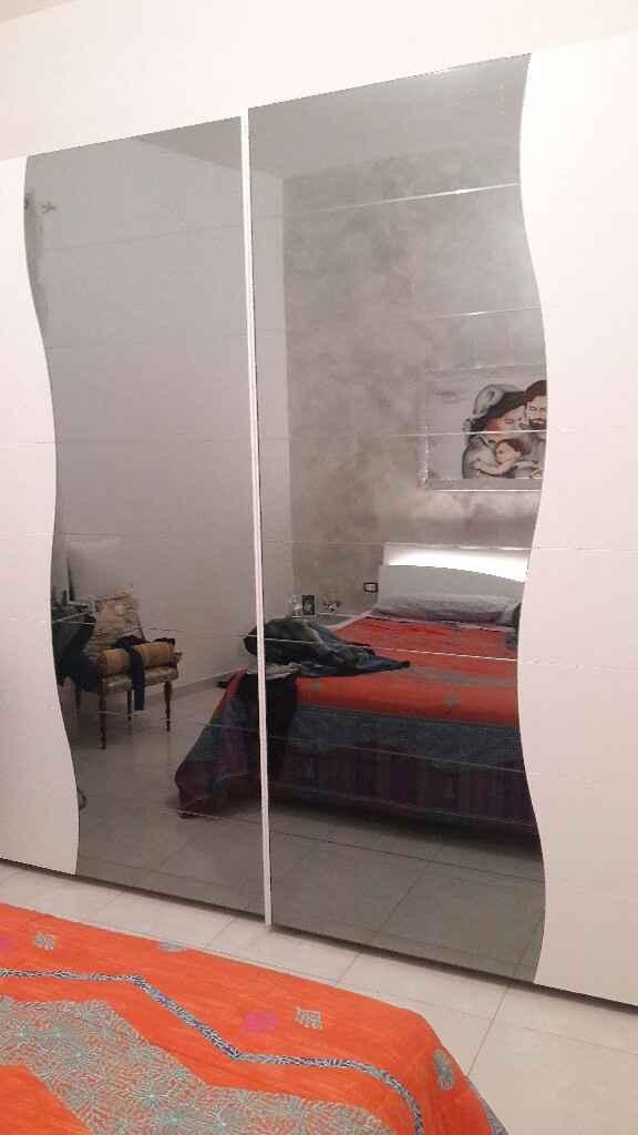 Camera da letto buio totale - 4