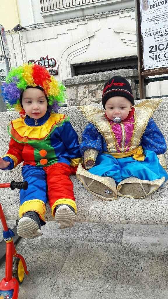 Carnevale ....la mia fragolina - 1