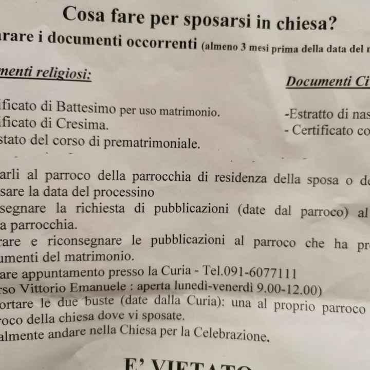 Sposi che celebreranno le nozze il 17 Giugno 2021 - Palermo - 1