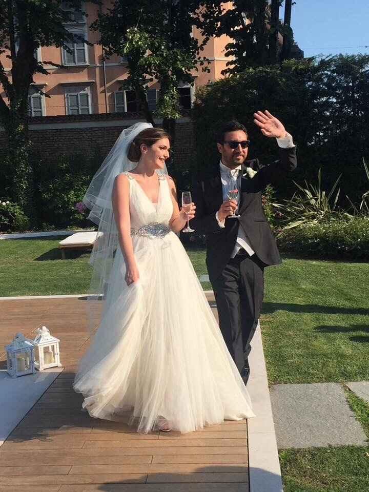 E finalmente ci siamo sposati!!