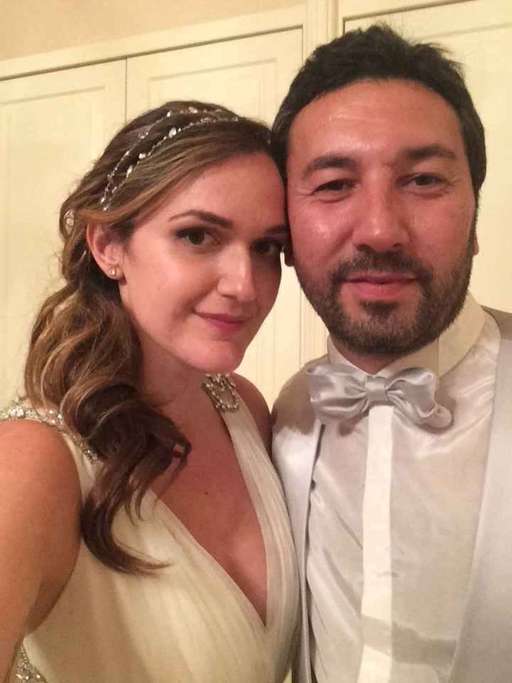 E finalmente ci siamo sposati!