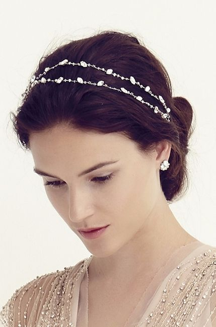Jenny Packham Headdress