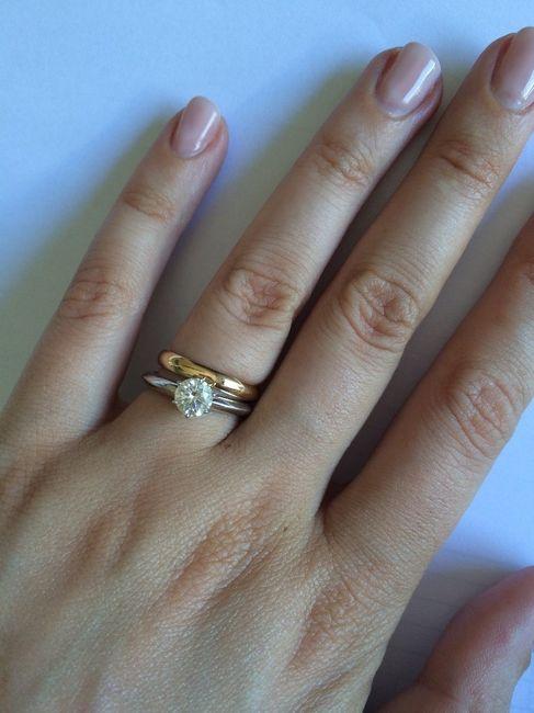 une grande variété de modèles magasin offre spéciale Prima fede o anello di fidanzamento – Gioielli con diamanti ...