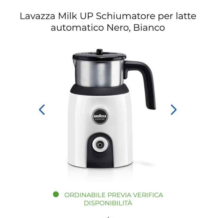Macchina caffè Lavazza - 1