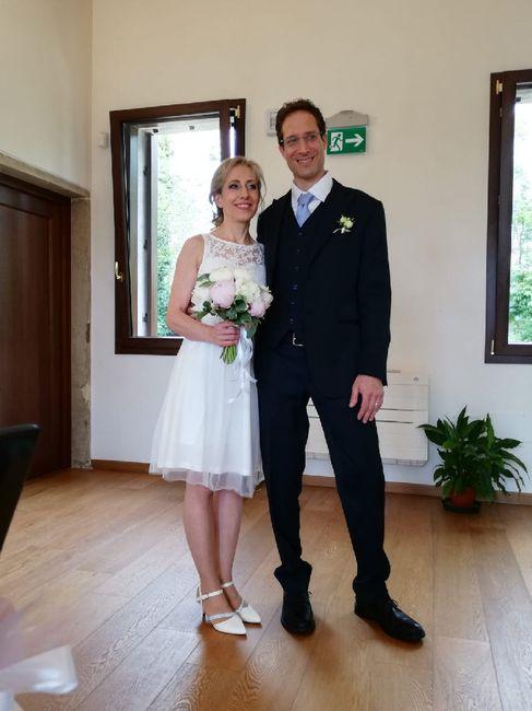 Ci siamo sposati! 1