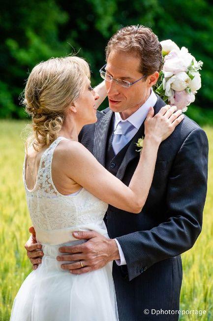 Sposi da 16 giorni 🤵👰❤ 1
