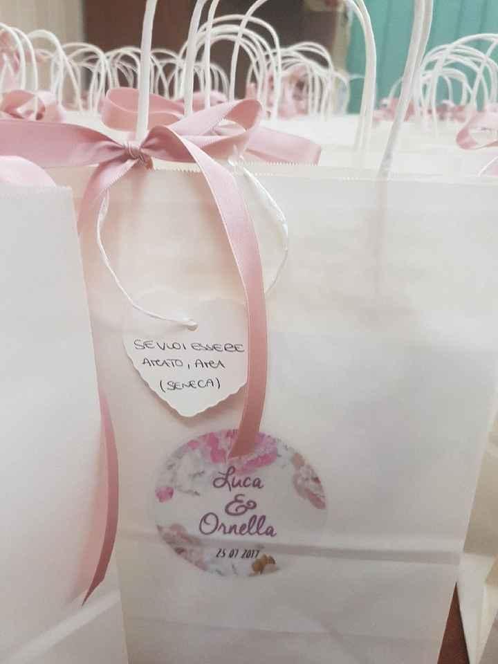 Le mie wedding bag - 4