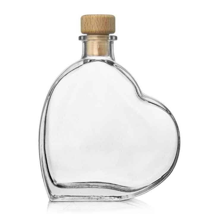 bottiglietta a cuore