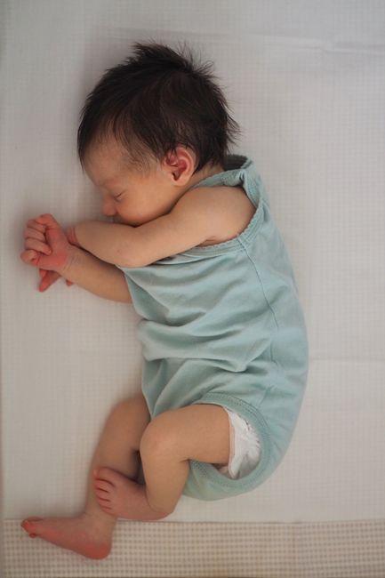 Dormire di lato/pancia in giu 2