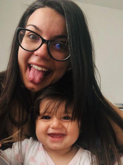 a chi assomigliano i vostri bimbi? 🤪 7