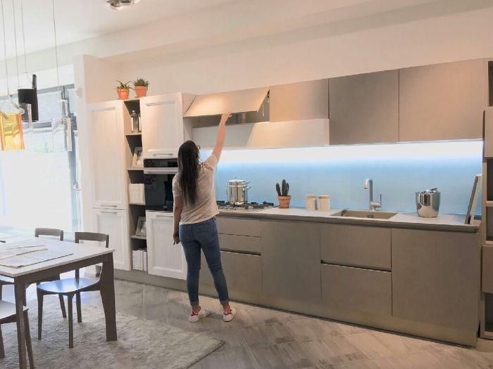 Help veneta cucine lube dubbio sul top in quarzo cucina - Cucine a 1000 euro ...
