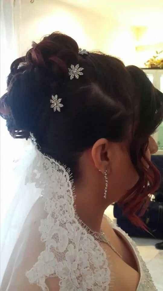 Le acconciature delle spose di matrimonio.com - 1