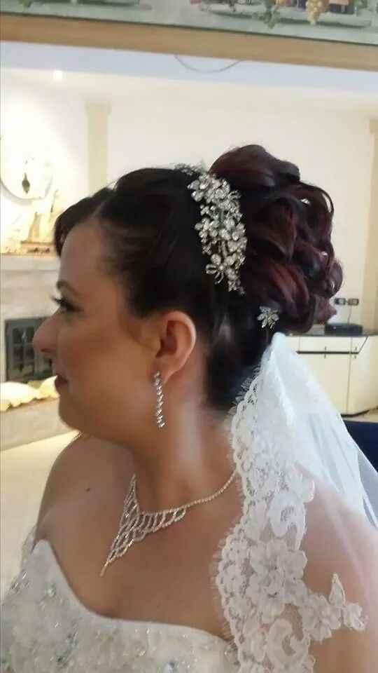 Le acconciature delle spose di matrimonio.com - 2
