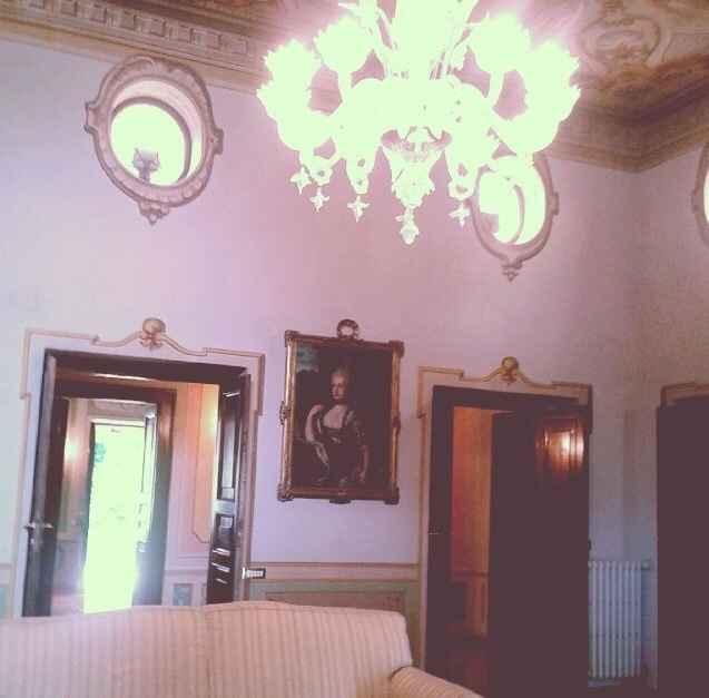Villa interni