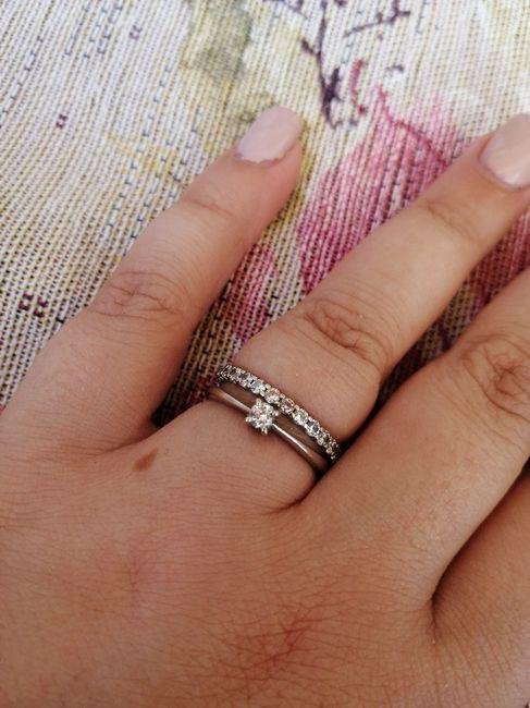 Anello di fidanzamento. 5