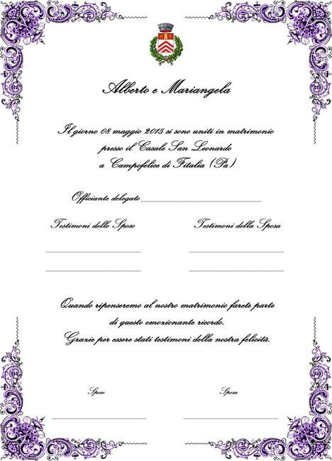 Molto Rito simbolico! - Cerimonia nuziale - Forum Matrimonio.com VF83