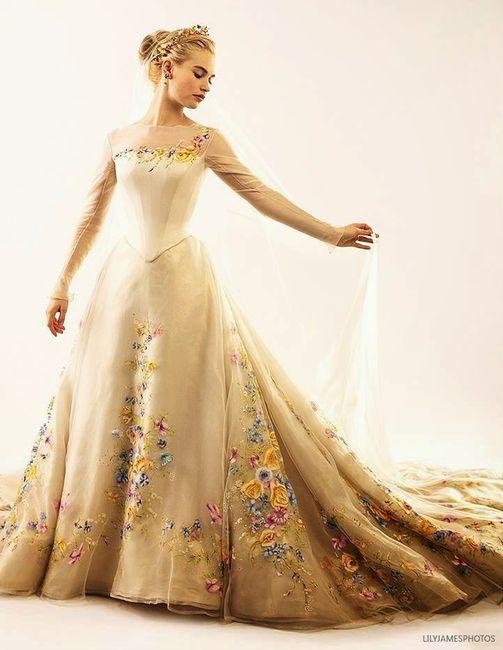Eccezionale Cenerentola - Prima delle nozze - Forum Matrimonio.com AX93