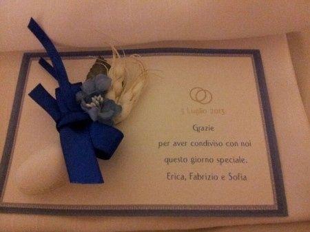 Il mio bouquet bluuuu - 2