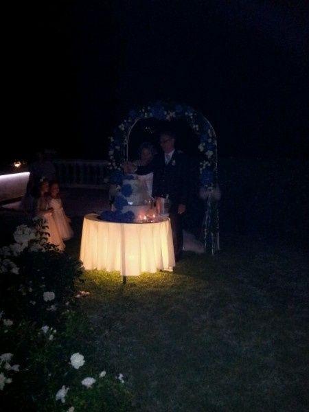 Il mio bouquet bluuuu - 3