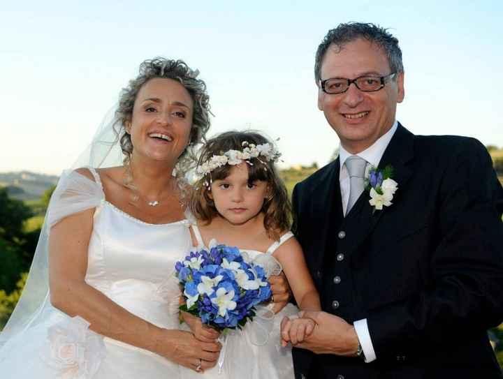 Matrimonio erica & fabrizio: prime immagini al volo!  - 5