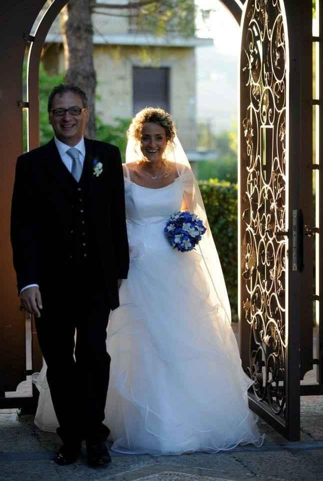 Matrimonio erica & fabrizio: prime immagini al volo!  - 6