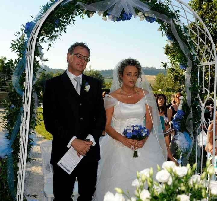 Matrimonio in blu - 1