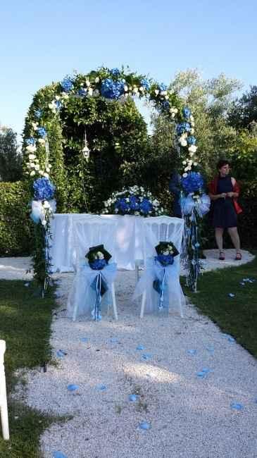 Il mio bouquet bluuuu - 4