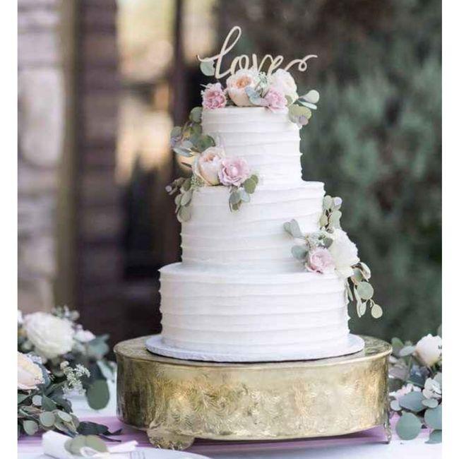 Succulenta come cake topper: promossa o bocciata? - 1