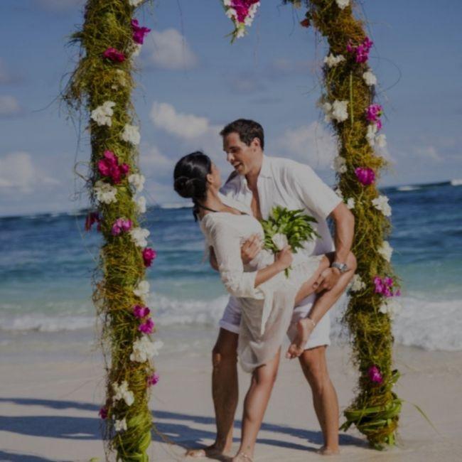 Stile matrimonio: Maldive style - 1