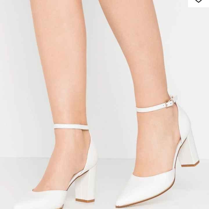 Scarpe per abito boho - 1
