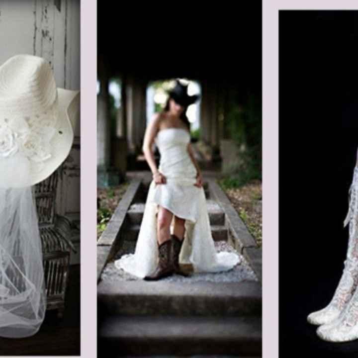 Stile matrimonio: country texano - 1