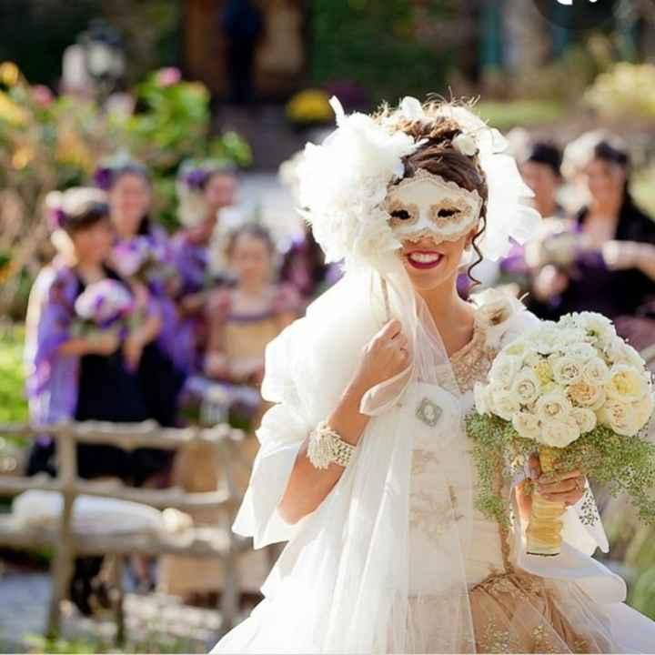 Stile matrimonio: ballo/festa in maschera - 1