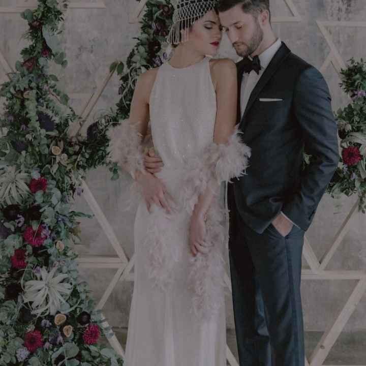 Stile matrimonio: vintage - 1