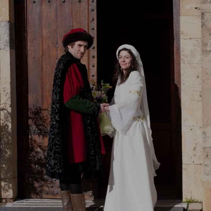 Stile matrimonio: medioevale/storico - 1