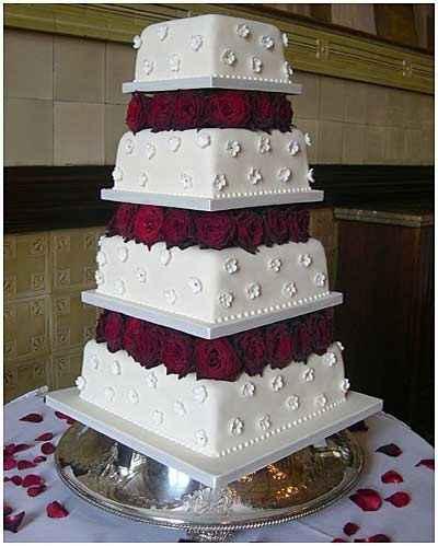 WEDDING CAKE - TORTE NUZIALI