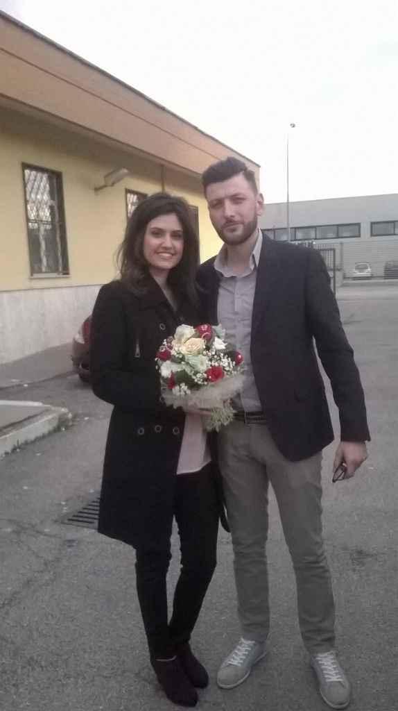 La nostra promessa di matrimonio - 1