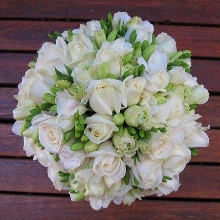 Per chi opterà per un bouquet di rose bianche... - Página ...